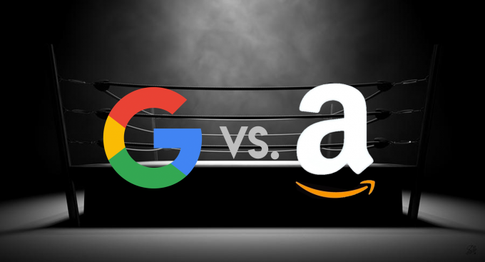 Google pierde terreno contra Amazon en publicidad
