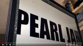 Como me hice una playera de Pearl Jam en casa